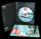Amaray DVD boxes