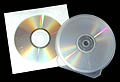 Generic CD and DVD sleeves