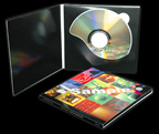 gumballpak eco-tray digipak